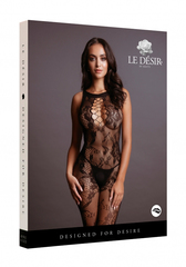Кетсьюит (боди-комбинезон) Criss Cross Neck Bodystocking