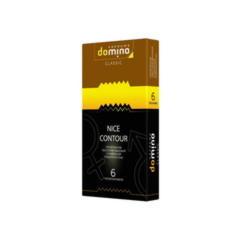 Презервативы Luxe DOMINO CLASSIC Nice Contour 6 шт.