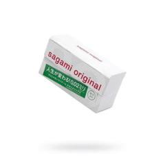 Презервативы полиуретановые Sagami Original 002 №12