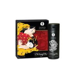 Усиливающий крем для пар Shunga Dragon, возбуждающий эффект «ледяного огня», 60 мл